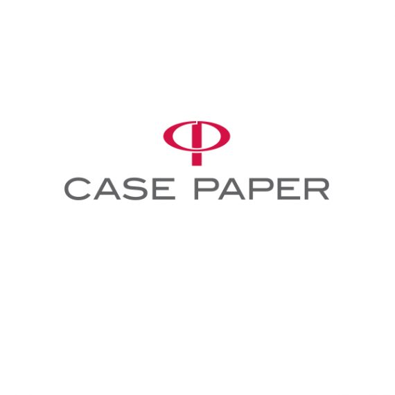 Case Paper Logo redesigned by Tara Framer Design