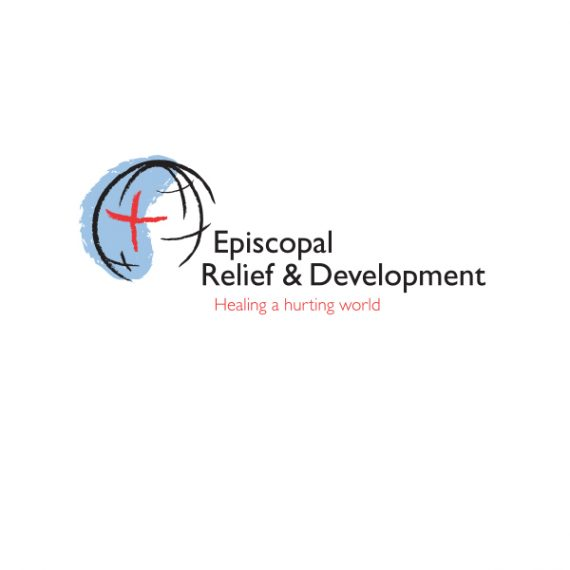 Episcopal Relief & Development Logo designed by Tara Framer Design