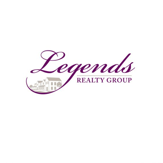 Legends Realty Group designed by Tara Framer Design