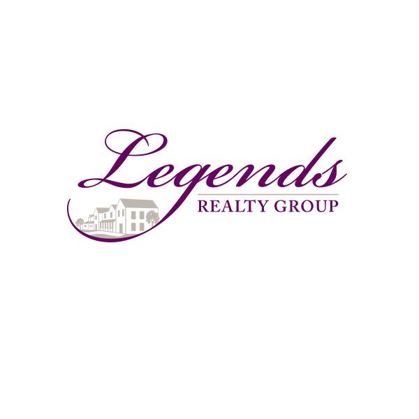 Legends Realty Group designed by Tara Framer Design