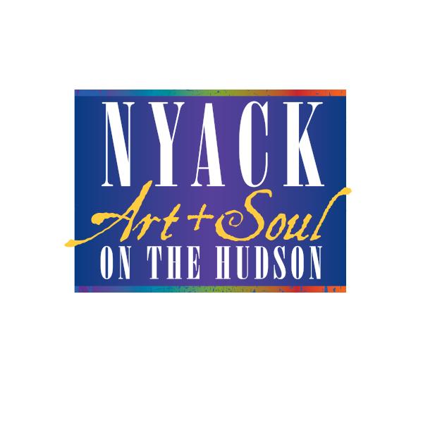 Nyack Art + Soul Logo designed by Tara Framer Design