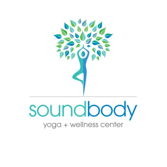SoundBody Yoga + Wellness designed by Tara Framer Design