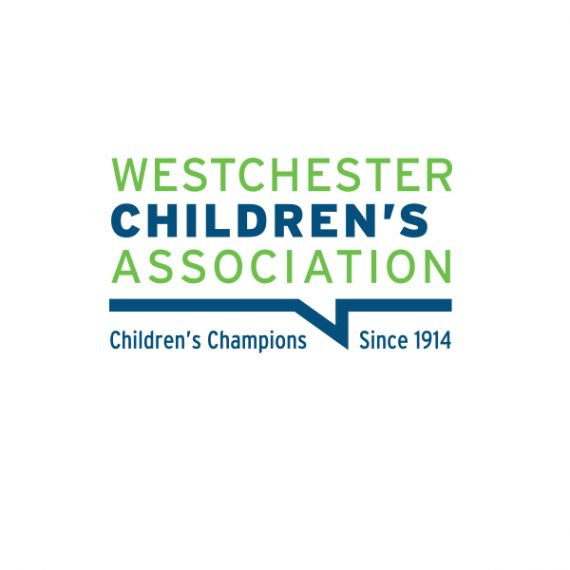 Westchester Children's Association logo designed by Tara Framer Design