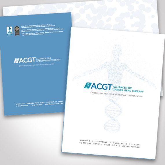 ACGT Folder - by Tara Framer Design
