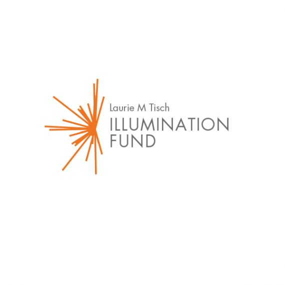 Laurie M Tisch Illumination Fund designed by Tara Framer Design