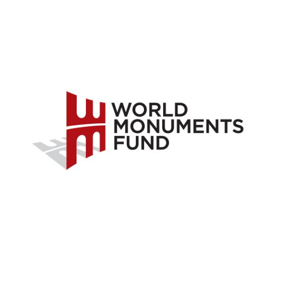 World Monuments Fund designed by Tara Framer Design